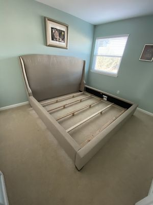 King size bed frame for Sale in Aurora, CO