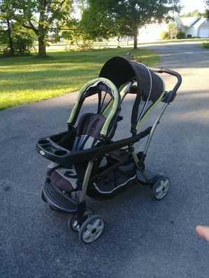Double stroller for Sale in STELA NIAGARA, NY
