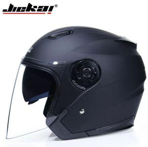 Motorcycle Helmet Electric Bicycle Open Face Dual Lens Visors Motorbike Helmets for Sale in San Diego, CA