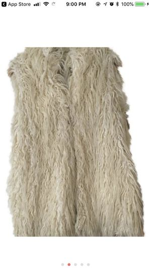 Joie Faux Fur Vest for Sale in Gaithersburg, MD
