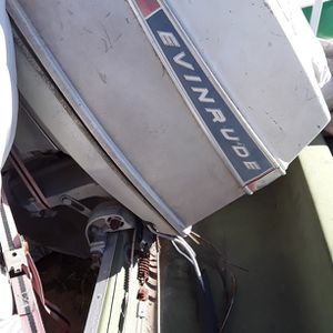Larson Boat/Evinrude Motor/Trailer for Sale in Atwater, CA