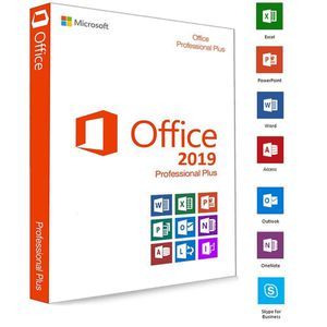 Microsoft Office 2019 Professional Plus for Windows or Mac for Sale in Los Angeles, CA