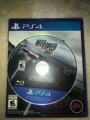 Need For Speed PS4 for Sale in Beltsville, MD