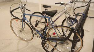 Bridgestone Kabuki Road Bike + lock & air pump for Sale in Ann Arbor, MI