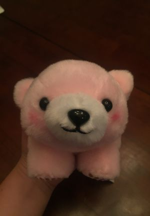 Soft Pink Bear Plushie for Sale in Everett, WA