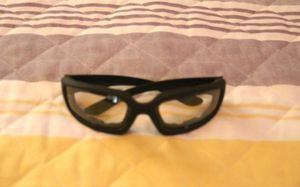 Maxx motorcycle glasses. Clear lenses. for Sale in Mabelvale, AR