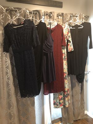 Seven maternity dresses! for Sale in Lakewood, CA