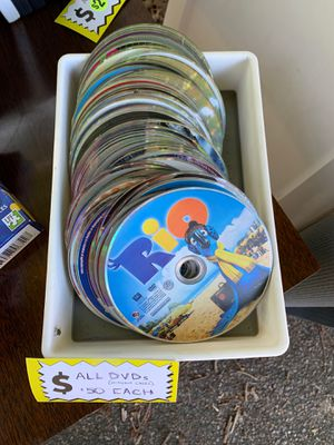 DVD assortment for Sale in Richmond, VA