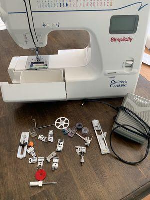 Simplicity Sewing Machine for Sale in Buckeye, AZ