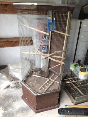 Bird cages for Sale in Buckley, WA