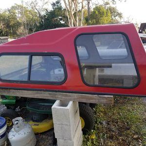 Camper Shell 6.5 Foot Full Size Trucks for Sale in Belle Isle, FL