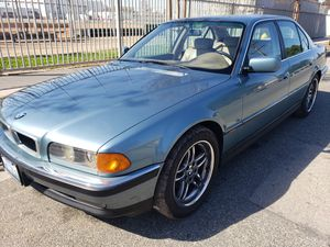 1995 BMW 740i Individual Clean title registered runs great for Sale in Baldwin Park, CA
