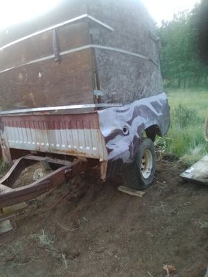 Homemade Trailer for Sale in Bailey, CO
