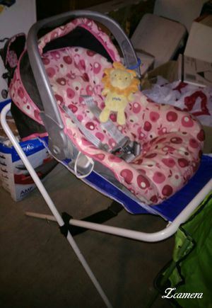 Car Seat With Restaurant Holder for Sale in Laveen Village, AZ