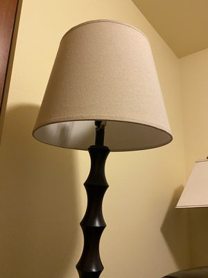 Cute floor lamp for Sale in Everett, WA