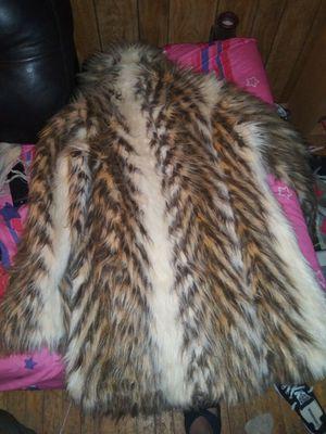 Faux Fur Coat for Sale in North Little Rock, AR