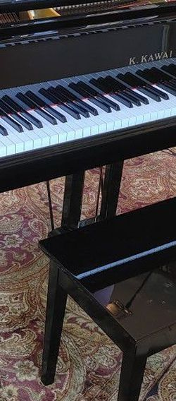 K.Kawai Baby Grand Piano Made In Japan Model GE-3 Showroom Condition for Sale in Cape Coral,  FL