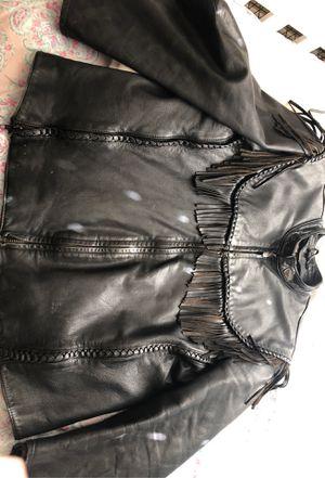 "Men's Vintage ""Willie G"" Motorcycle Jacket for Sale in La Habra Heights, CA"