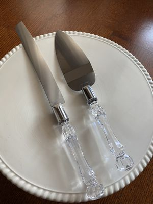 Cake knife and server for Sale in Cypress, CA