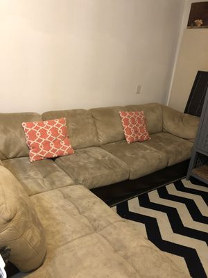 Sectional couch for Sale in Hillsboro, OR