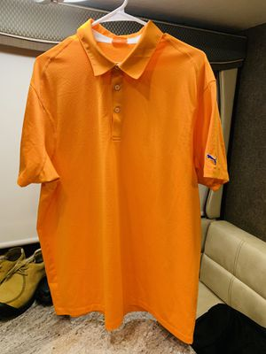 Puma golf shirt XL for Sale in Broomfield, CO