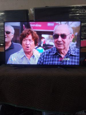 50 inch sharp 4k smart roku tv for Sale in South Gate, CA