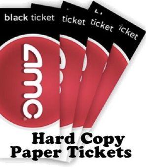AMC Black Tickets for Sale in Santa Ana, CA