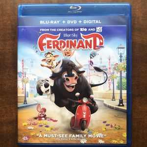 Disney Ferdinand Blu-ray Plus DVD CDs for Sale in Pittsburgh, PA