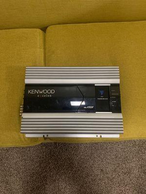 Me wood excelon amplifier for Sale in Auburn, WA