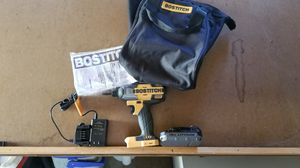 Bostich battery powered impact drill for Sale in Bismarck, ND