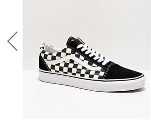 Checkered Vans for Sale in Salisbury, MD