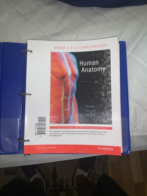 Human Anatomy textbook for Sale in Ontario, CA