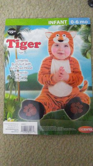 Tiger costume for Sale in Royersford, PA