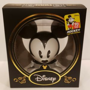 Disney Shorts Black And White Mickey Mouse Figurine for Sale in Orlando, FL