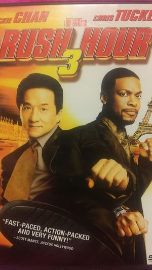 Rush hour 3 for Sale in Pittsburgh, PA