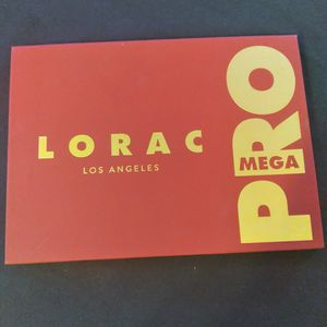 LORAC MEGA PRO EYESHADOW PALETTE for Sale in Minneapolis, MN