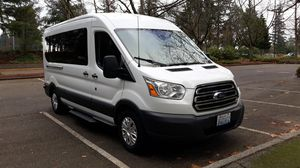 Ford Transit Medium Roof Passenger van for Sale in Shoreline, WA