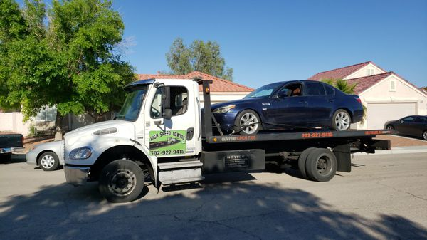 2016 Freightliner..Flat bed tow truck