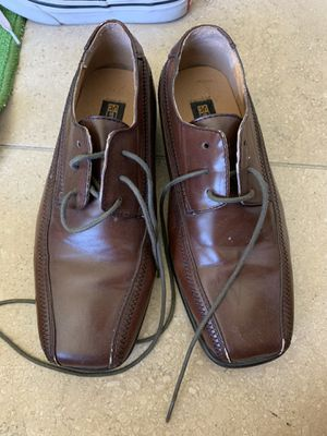 Kids dress shoes size 2.5 brand new Stacy Adams for Sale in SEATTLE, WA