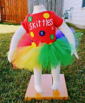 Skittles tutu for Sale in South Houston, TX