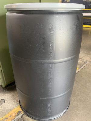 55 gallon clean barrels ready to use for anything rain, water, septic, dog house, storage, shipping, compost, tie downs , floats dock for Sale in Gastonia, NC