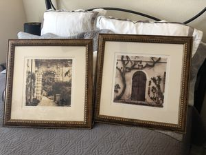 Wall art. Framed prints. Architectural, rustic, nature, travel, inspired. for Sale in Denver, CO