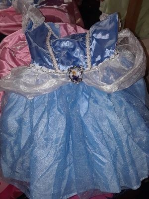 Princess dresses for Sale in Winter Haven, FL
