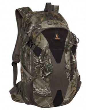 Timberhawk Realtree Max-1 XT Big Basin Daypack Mossy Oak Infinity Camo, hunting backpack, camel bag, backpack, hiking backpack for Sale in Calabasas, CA