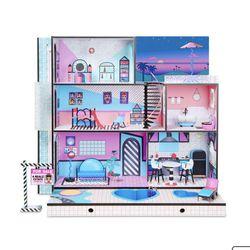 Lol Surprise Dollhouse W/ Exclusive Family & 85 Surprises for Sale in Cranston,  RI