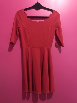 Dress red size small for Sale in FAIRMOUNT HGT, MD