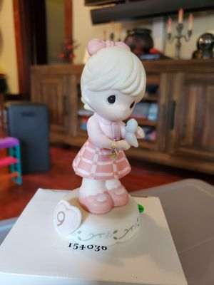 New precious moments growing in grace age 9 for Sale in San Dimas, CA
