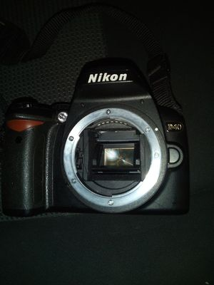 Nikon Digital Camera D40 7.4/9.4 for Sale in Gary, IN