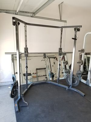 Functional Trainer with guided Smith Machine for Sale in Phoenix, AZ