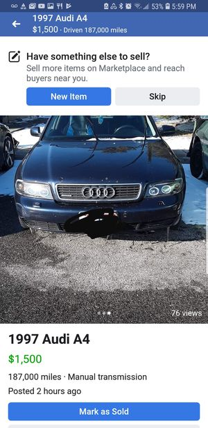 Audi a4 for Sale in Delaware, OH
